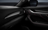 Maserati Levante Trofeo 2019 first drive review - interior trim