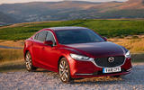 Mazda 6 2018 first drive review static front