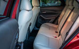 Mazda CX30 2019 first drive review - rear seats