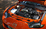 Mazda MX-5 30th Anniversary Edition 2019 UK first drive review - engine