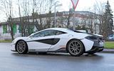 McLaren Sports Series Hybrid prototype  side