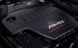 13 Mercedes AMG E52 2021 UK first drive review engine