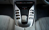 Mercedes-AMG GT 63 S 4-door Coupé 2019 UK first drive review - centre console
