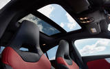 Mercedes-Benz CLA 250 2019 UK first drive review - sunroof