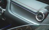 13 Mercedes Benz EQA 2021 UK first drive review interior trim