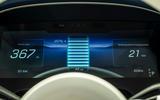 13 Mercedes Benz EQS 2021 UK LHD FD instruments