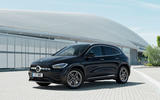 Mercedes-Benz GLA 220d 2020 UK first drive review - static front