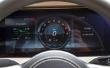 Mercedes-Benz S-Class S500L 2018 long-term review - instrument cluster