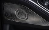 13 Mercedes S Class S400d 2021 UK FD speakers