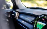 Mini JCW GP 2020 UK first drive review - interior trim
