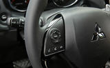 Mitsubishi ASX 2019 first drive review - steering wheel buttons