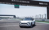 Nio ES6 2019 first drive review - static
