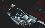 Nissan GT-R Nismo 2020 UK first drive review - gearstick