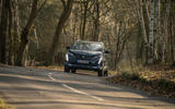 Peugeot 3008 Hybrid 2021 UK review - on the road front