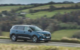 Peugeot 5008 2020 UK First Drive review - on the road front