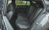 13 Peugeot 508 PSE 2021 UK first drive review rear seats
