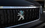 Peugeot e-Traveller 2020 - boot