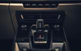 Porsche 911 Carrera 4S 2019 UK first drive review - gear shifter