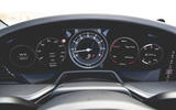 Porsche 911 Cabriolet 2019 first drive review - instruments