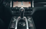 Porsche Macan 2019 first drive review - centre console