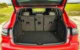 Porsche Macan GTS 2020 UK first drive review - boot