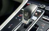 13 Porsche Panamera Turbo S E Hybrid ST 2021 UK FD gearstick