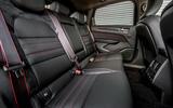 13 Renault Arkana 2021 UK FD rear seats