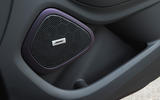 Renault Zoe R110 2018 UK first drive review speakers