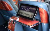 Rolls-Royce Phantom - infotainment