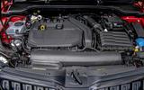 13 Skoda Kamiq Monte Carlo 2021 UK first drive engine