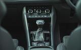 13 Skoda Kodiaq Sportline 2021 UK gearstick