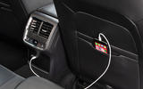 Skoda Octavia estate 2020 UK first drive review - rear seats