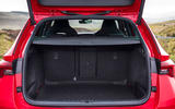 Skoda Octavia vRS Estate 2020 UK first drive review - boot