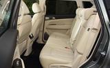 Ssangyong Rexton longterm review rear seats