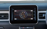 Suzuki Ignis hybrid 2020 UK first drive review - infotainment