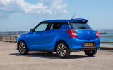 Suzuki Swift Attitude 2019 UK first drive review - static rear