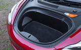 Tesla Model 3 2018 review front boot