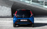 Toyota Aygo 2018 review static rear