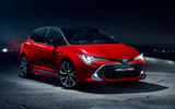 Toyota Corolla 2018 prototype first drive - static front