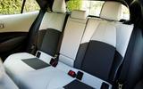 Toyota Corolla 2.0 XSE CVT 2019 review - rear seats