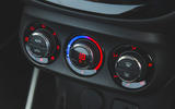 Vauxhall Corsa GSi 2018 UK first drive review climate control