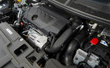 Vauxhall Grandland X Hybrid4 2020 UK first drive review - engine