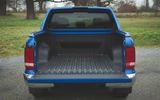 Volkswagen Amarok Aventura 2019 first drive review - truck bed