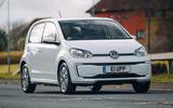 Volkswagen e-Up - hero front