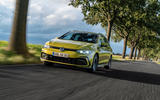 Volkswagen Golf Estate 2020 first drive review - on the road front