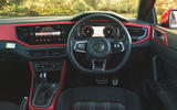 Volkswagen Polo GTI 2018 long-term review - dashboard