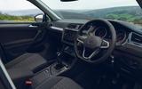 13 Volkswagen Tiguan 2021 UK FD cabin