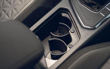 Volkswagen Tiguan Life 2020 UK first drive review - centre console