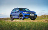 13 Volkswagen Tiguan R 2021 UK first drive review static