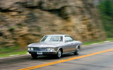 Chevrolet Corvair - tracking front